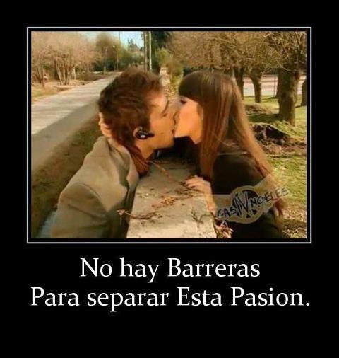 Amorporlaliter: ♥ Cuando Un Amor Es Verdadero No Hay No Hay Barreras Que Lo Pueda Detener
