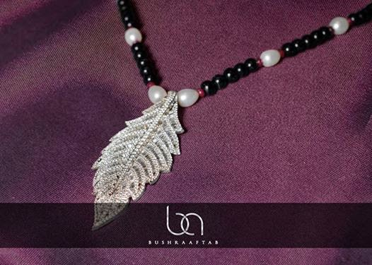Bushra Aftab Necklace Collection