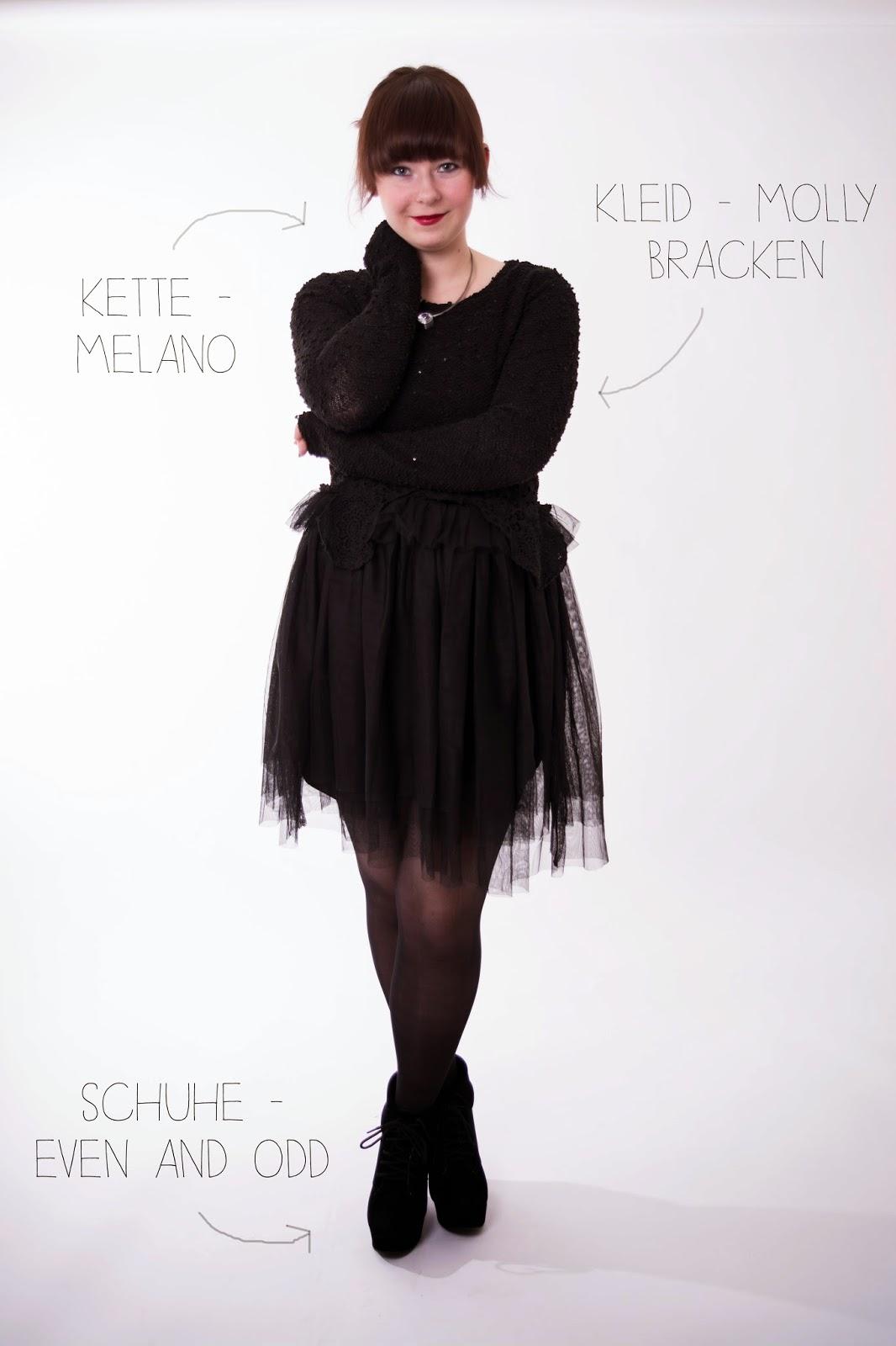 Kleid von Molly Bracken
