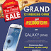 "Get P2,000 OFF on Samsung Galaxy Grand with ""The Great Samsung Mobile SALE"" this weekend!"