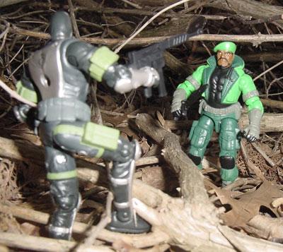 2002 JvC, Sgt. Stalker, Firefly