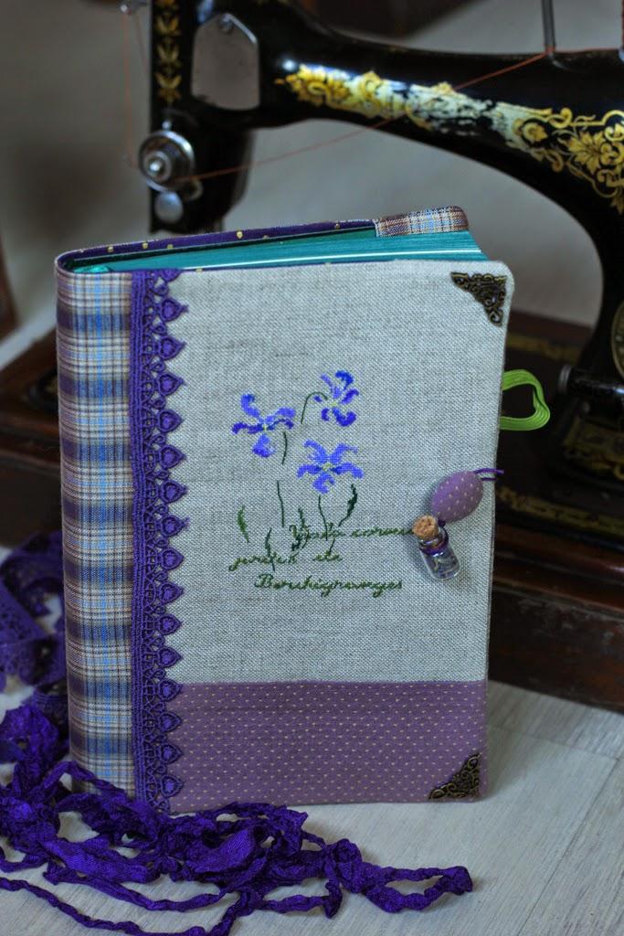 MTSA цветы, блокноты записные книжки, вышивка, фиалки