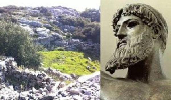 ΚΑΤΑΔΙΚΑΣΜΕΝΟΣ ΣΤΗ ΛΗΘΗ! Το άγνωστο ιερό του Διός στην κορυφή του Υμηττού (Εικόνες)