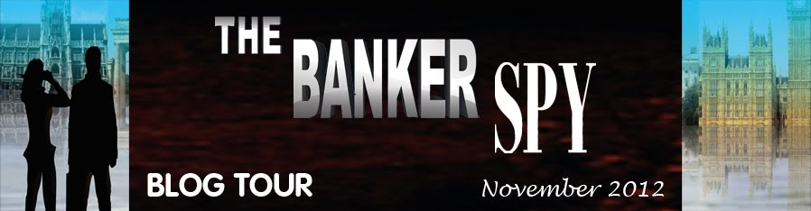 The Banker Spy Blog Tour