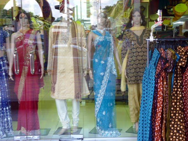ropa india