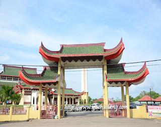 Masjid Sultan Ismail Petra