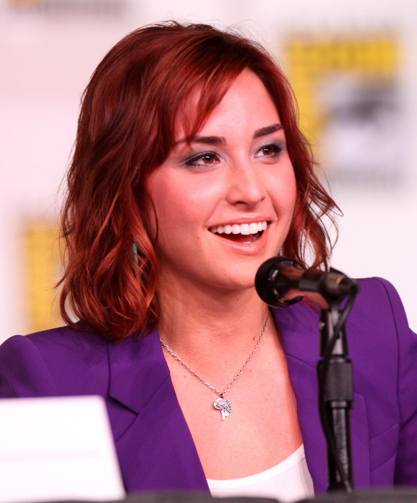 Allison scagliotti photos tv series posters and cast for Serie warehouse