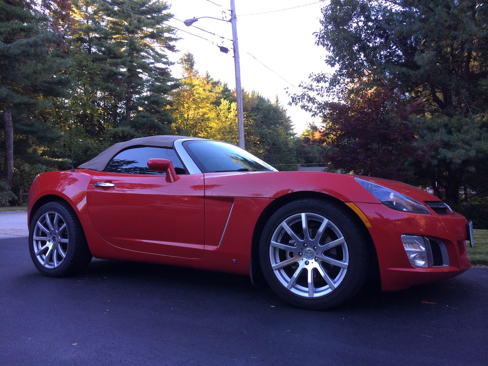 Find This 2009 Saturn Sky Redline For Sale In New Hampshire For $17,000 Or  Trade For STI Via NASIOC Forums.