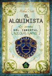 """MICHAEL SCOTT: """"El alquimista"""""""