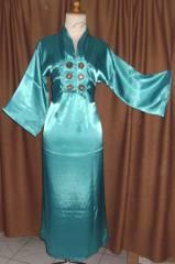 abaya batik terbaru