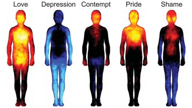 emotions vs physical health