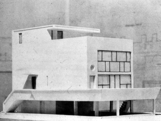Charles Koers Arch 329 Corbusier Rohe Aalto