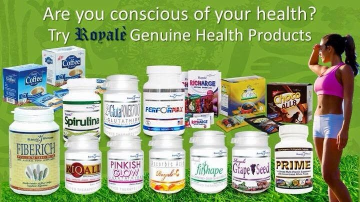 Royalè Health Supplements