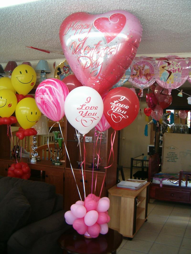Balloon Designs Pictures: Balloon Arrangements
