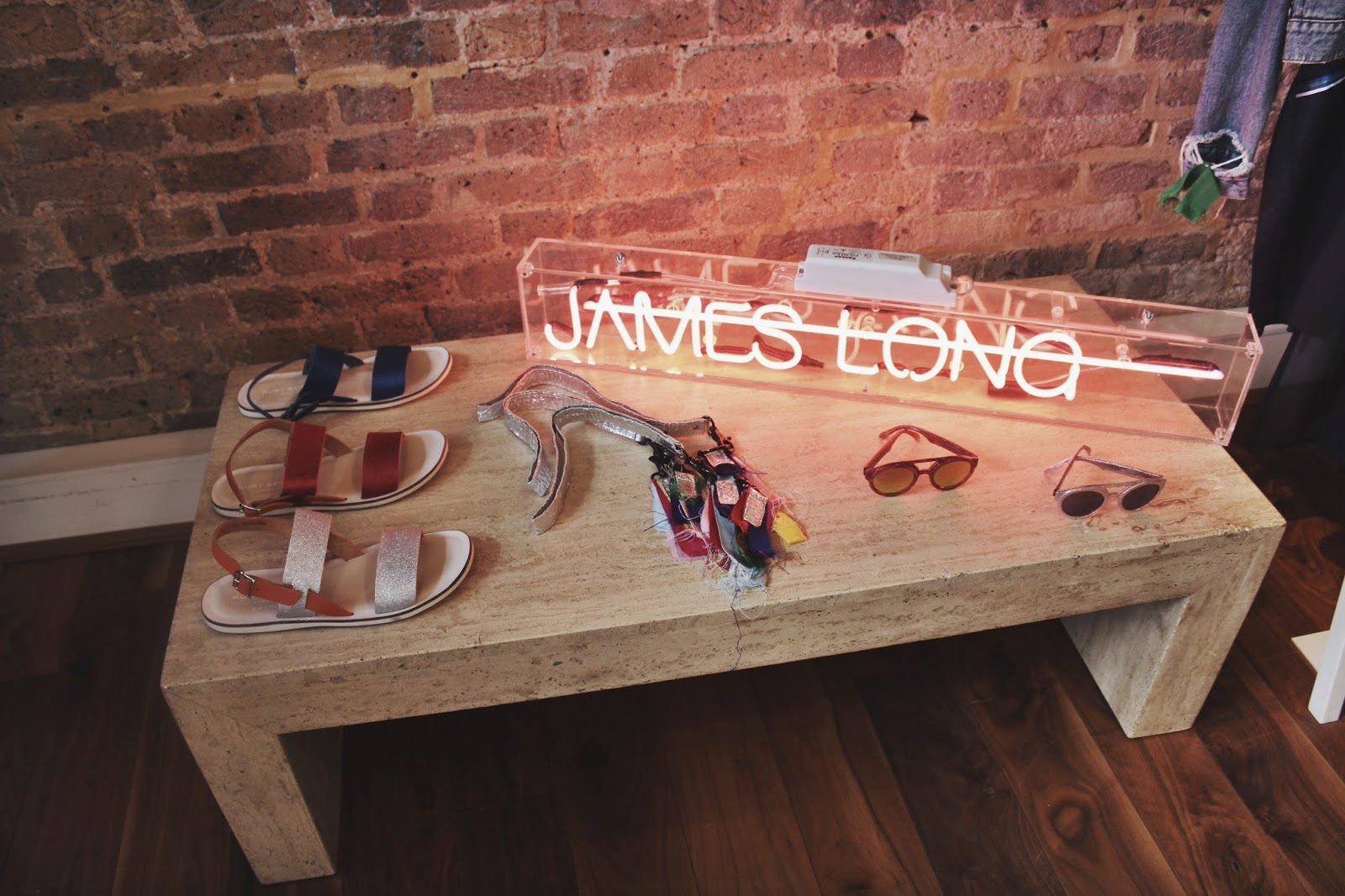 James Long Spring Summer 2015 Collection