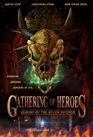 Watch Gathering of Heroes: Legend of the Seven Swords Online Free 2018 Putlocker