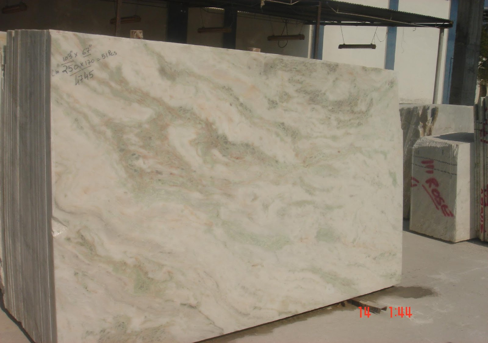 Onyx Stone Slabs : Kishangarh and rajnagar white marble details suppliers