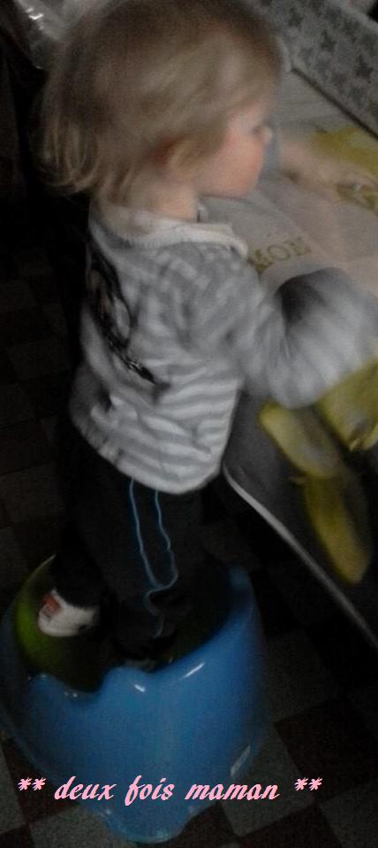 marche-pied enfant