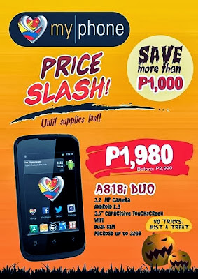 Myphone A818i Duo Price Drop!