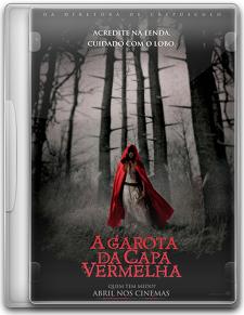 Capa A Garota da Capa Vermelha   DVDRip   Dual Áudio
