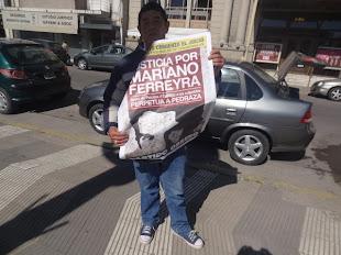 TAXISTAS Y AMIGOS DE LA PARADA DE BURGOS Y SAN MARTÍNTAMBIÉN PIDEN JUSTICIA POR MARIANO