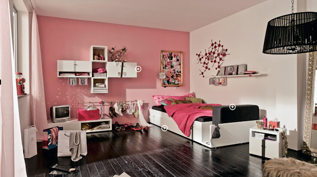 комнаты для девушек