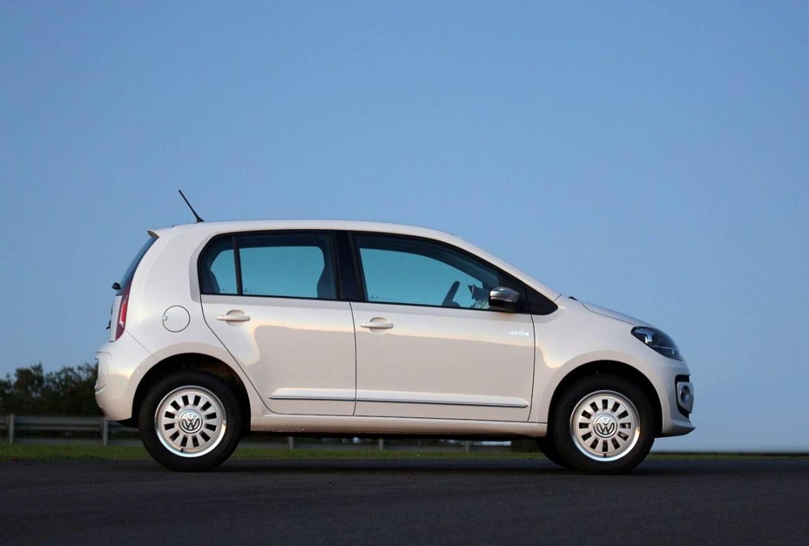 Volkswagen White-up! - versão topo de linha