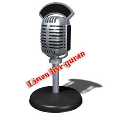 Listen live quran