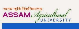 Assam Agricultural University (AAU) Logo
