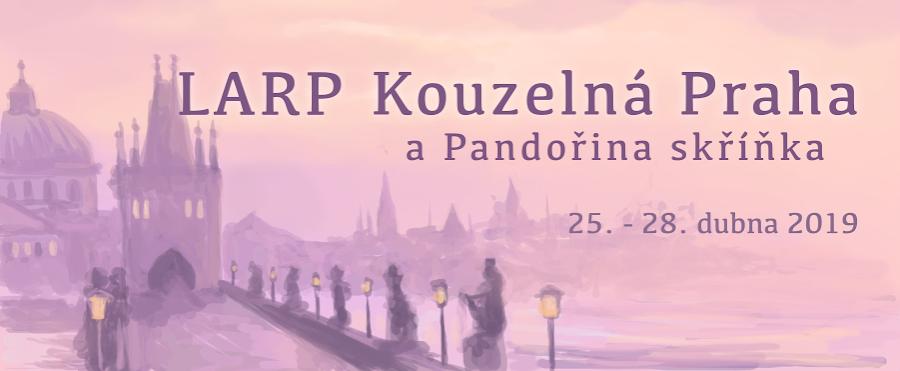 Kouzelná Praha a Pandořina skříňka