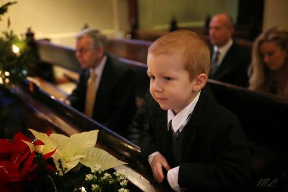 Ristiäiskuvaus Vantaan Pyhän Laurin kirkossa 5.1.2014