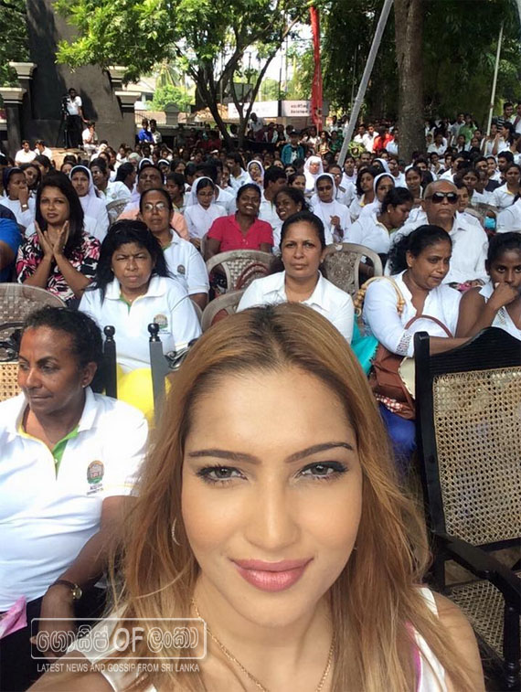 Natasha Rathnayake Responds to Kim Kardashian - The Sri Lankan Version Of Kim Kardashian