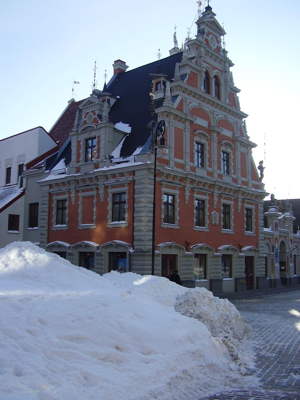 Astrid in letland negende dag oud riga - Oud gerenoveerd huis ...