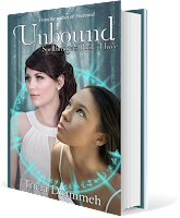 http://www.amazon.com/Unbound-Spellbringers-3-Tricia-Drammeh/dp/1502780712/ref=tmm_pap_swatch_0?_encoding=UTF8&sr=&qid=