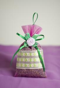 lavender, dried lavender, lawenda, worek z suszoną lawendą, sen, trudności z zasypianiem
