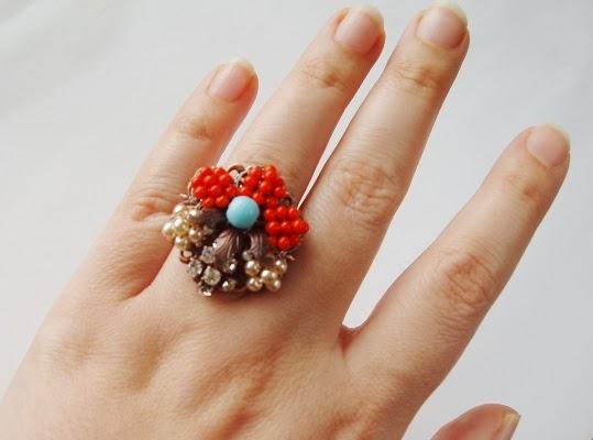 kokteili sõrmus
