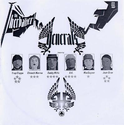 The Herbaliser – Generals – CDS Promo UK – 2005