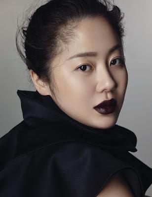 Go Hyun Jung Harper's Bazaar November 2015