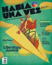 Revista de Literatura infantil y juvenil en linea