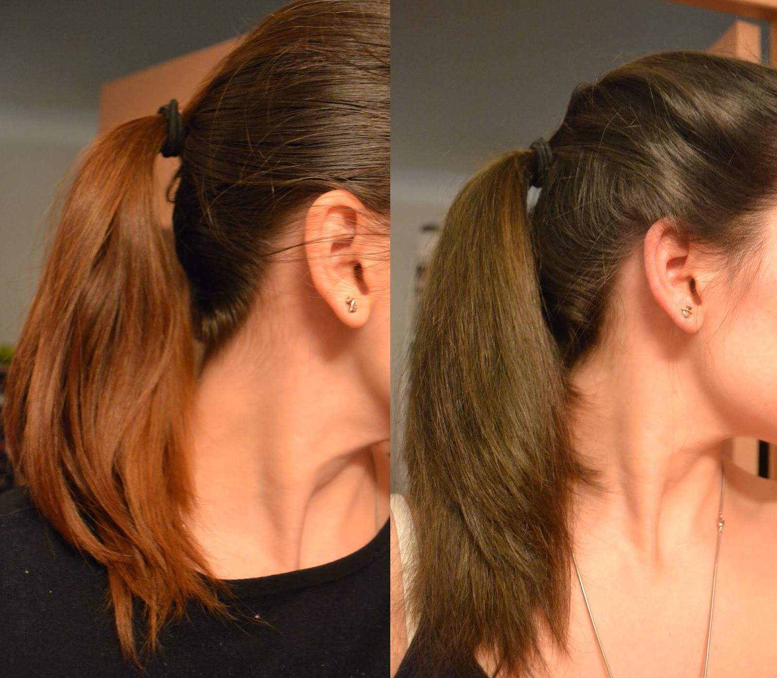 il y a une diffrence essentielle entre une coloration par oxydation et une coloration vgtale si la premire remplace la couleur de votre cheveu par une - Coloration Logona