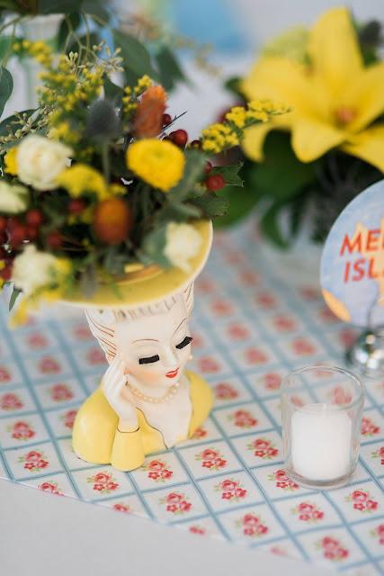 August lake wedding
