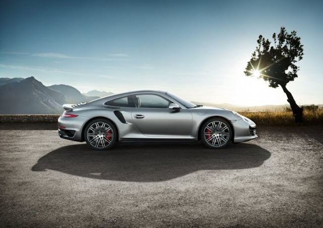 Porsche Turbo 911 disponible a finales de año 2013
