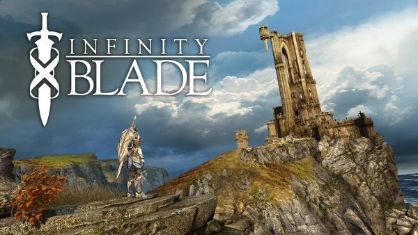 Today's App Gone Free: Infinity Blade II for iOS