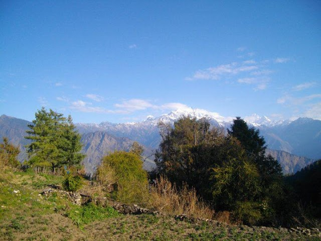 Economic Sustainability through Mountain Tourism: Trekking Tourism in  Mustang, Nepal addressing Climate Change Impacts