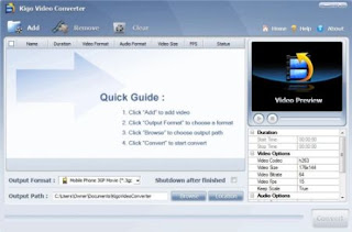 kigosoft video converter free