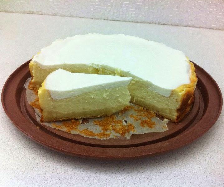 עוגת גבינה בחושה בקלי קלות
