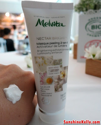 Melvita Nectar Bright® Brightening Exfoliation Mask