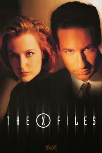 X files Moulder Scully