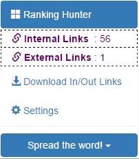 internal and external urls