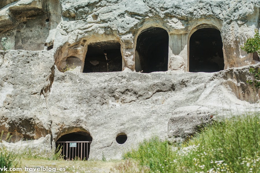 монастырь Вардзия